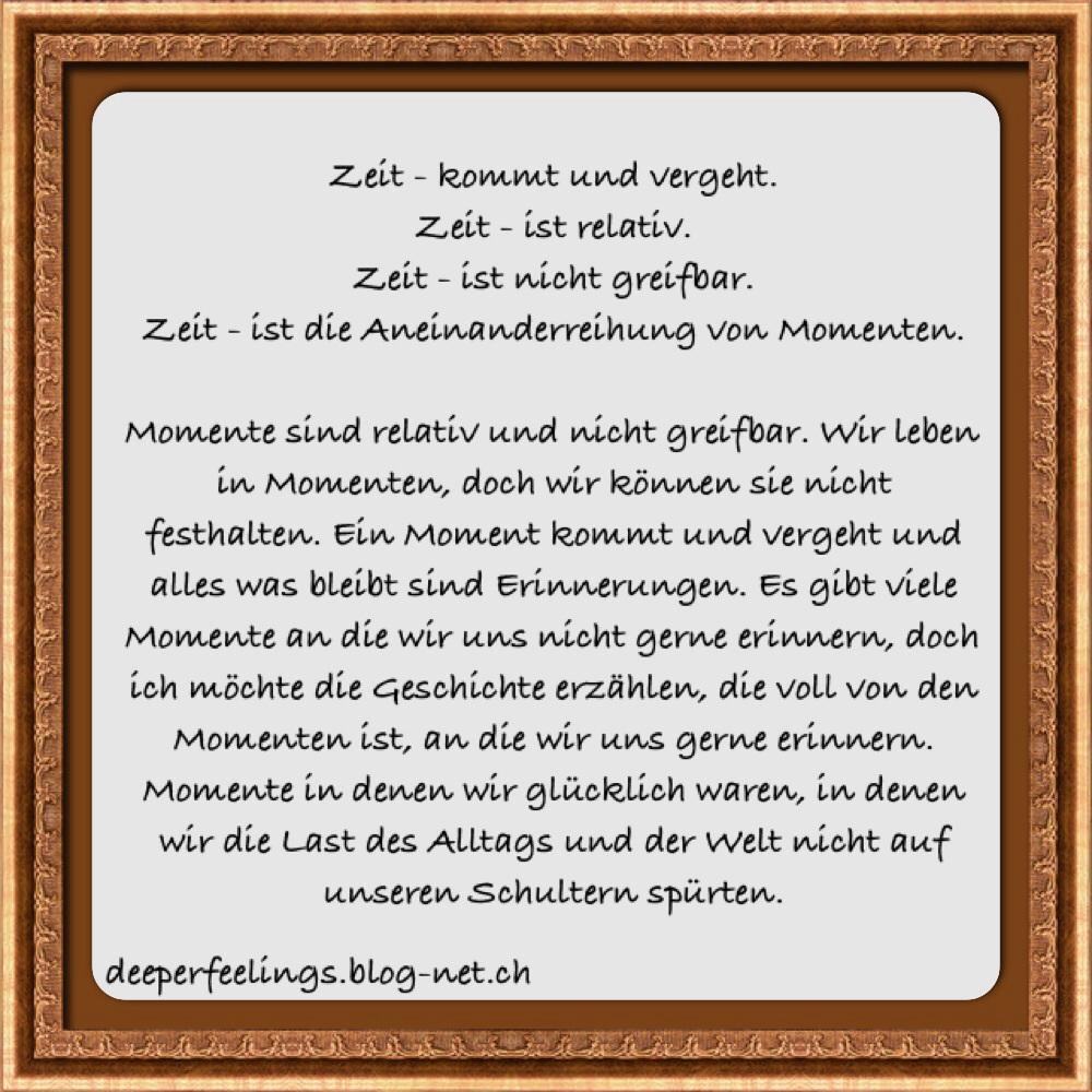 Deeperfeelingseveryday Blog Archive Zeit Deeperfeelings